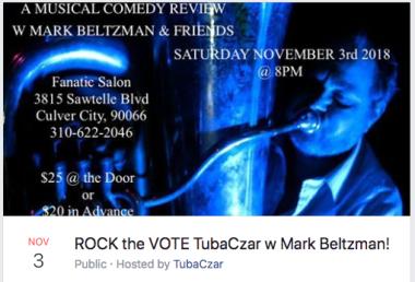 TubaCzar show